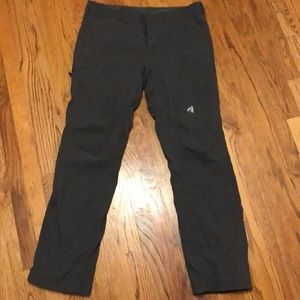 Fleece Lined Eddie Bauer Pants